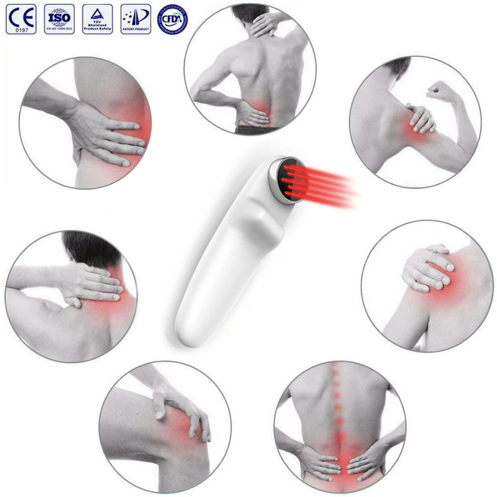 Hot selling laser acupuncture back pain relief machine home remedy