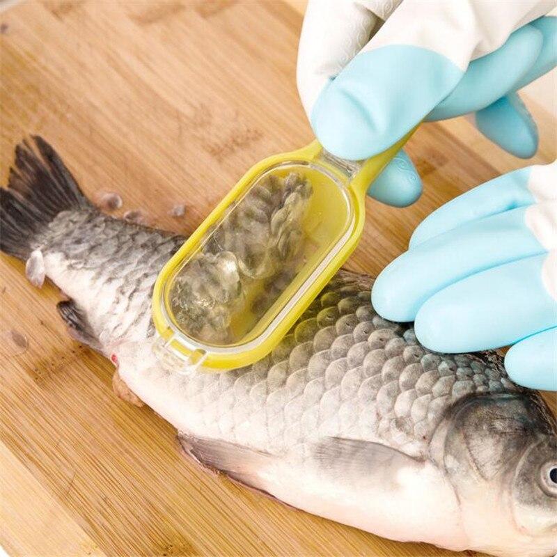 Globální prodej s krycí vahou hoblování škrabky měřítko rybí měřítko do kuchyňského nářadí nezbytného pro praktickou kuchyni