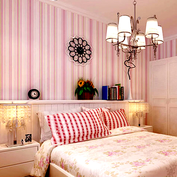 Modern italian fashion wallpapers For Wall Living Room Bedroom 3 d ...