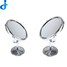 1PC Girls Cosmetic Mirror Rotating Double Sided Magnifying Compact Mirror Table Mirror Desk Stand Makeup Mirrors For Women SC26