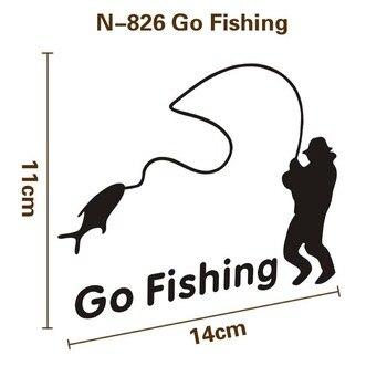 РЫБАЛКА ПВХ стикер на автомобиль для рыбалки приманки снасти рыболовные катушки новый известный лучшие качества колебания для автомобилей