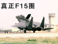 Large fixed wing aircraft F15 Eagle ducted four channel 2.4G remote control model aircraft aviation
