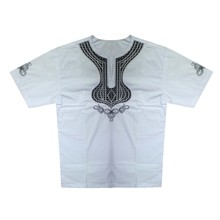 Ethnic Embroidery African Clothes Men`s Dashiki Tops Africa Bazin Dress Kwanzaa Shirt Ropa Africana Hombre Camiseta
