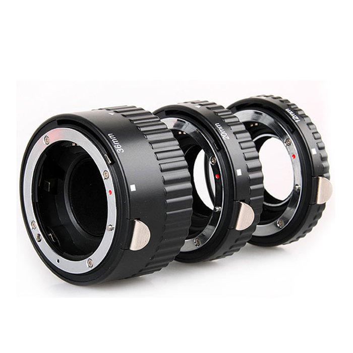 Metal Mount Auto Focus AF Macro Extension Tube For Nikon D3200 D3300 D5200 D5300 D5500 D7000