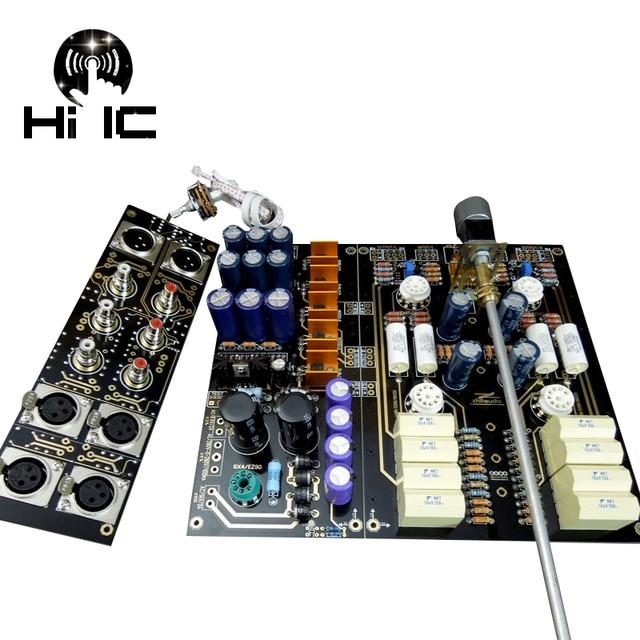 Universal Preamplifiers using Circuits Diy electronics Audio