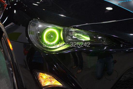 Subaru BRZ Scion FR-S Toyota FT-86 2013-2014 RGB angel eyes(12)