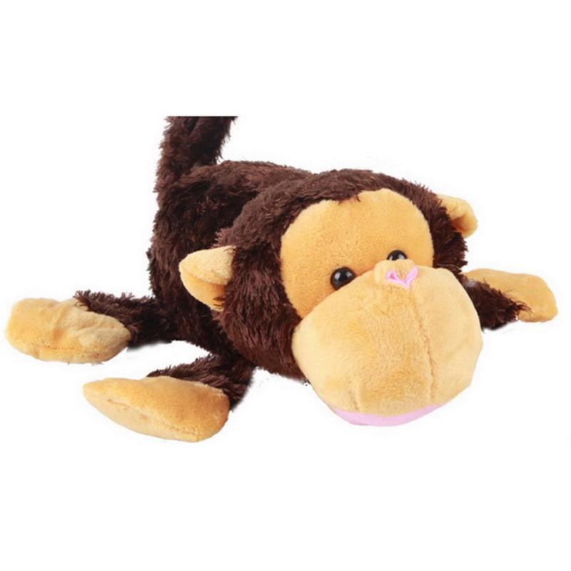 control de sonido electrnico interactivo juguete perros mascotas electrnicas robot mono rer juguetes electrnicos perro regalo