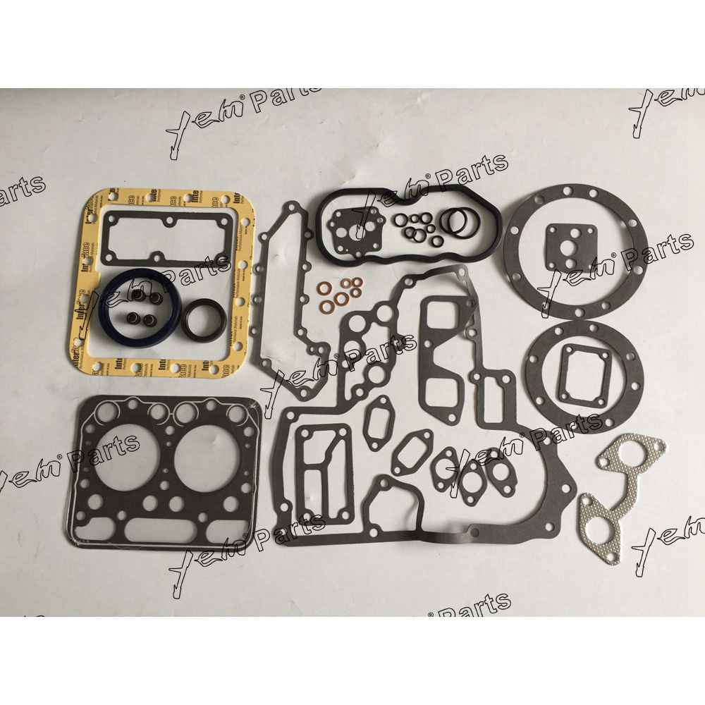 Detail Feedback Questions about For Kubota engine Z650 Full gasket