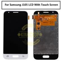 800*480 lcd para samsung galaxy j1 mini j105 j105h j105f j105b j105m SM J105F display lcd com tela de toque frete grátis + ferramentas