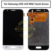 800*480 lcd per Samsung Galaxy J1 mini J105 J105H J105F J105B J105M SM J105F Display LCD con touch screen strumenti di spedizione gratuita