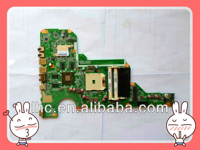 683030-001 motherboard for hp pavilion g4 g6 g6z g7z mainboard AMD DDR3 socket FS1 and fully test well mainboard for hp