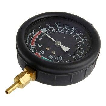 Топливный насос вакуумный тестер Датчик утечки карбюратор диагностики давления w/Case 2,5''