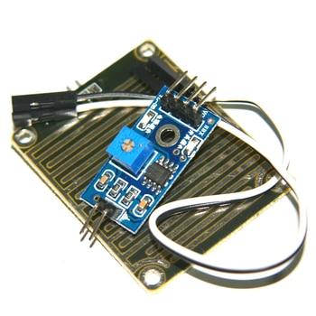 500pcs Snow / Raindrops Detection Sensor Module Rain Weather Module Humidity
