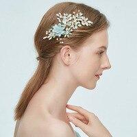 Yeni Japonya Moda Alaşım Elmas Saç Klip Iğneler Gelin Çiçek Kız Düğün Yıldönümü için Saç Takı Süsler Aksesuarları