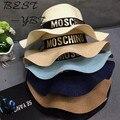 Корейской версии нового летнего даян мао шляпа корея открытый письма гриб волнистыми краями пляж шляпа женщина