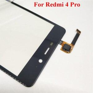 Image 3 - Panel de cristal exterior para Xiaomi Redmi 4 4 Pro 4A 4X, repuesto de 5,0 pulgadas, Sensor de Digitalizador de pantalla táctil
