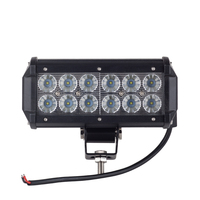 7 Inch 36W Cree LED Work Light Lamp For Motorcycle Tractor Boat Off Road 4WD 4x4