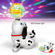 Children Electronic Pet Robot Dog Sounds Walk Dancing Boy Girl Robot Toy Toys For Children Electronic Pet Lol Talking Toys