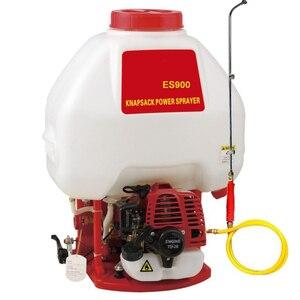Распылитель ES900 бензиновый ранцевый распылитель бензиновый рюкзак распылитель мощный туман садовый инструмент сельскохозяйственная водн...