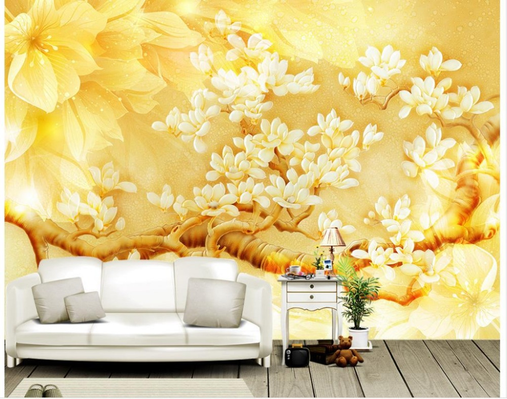 Magnolia Wall Decor Choice Image - home design wall stickers