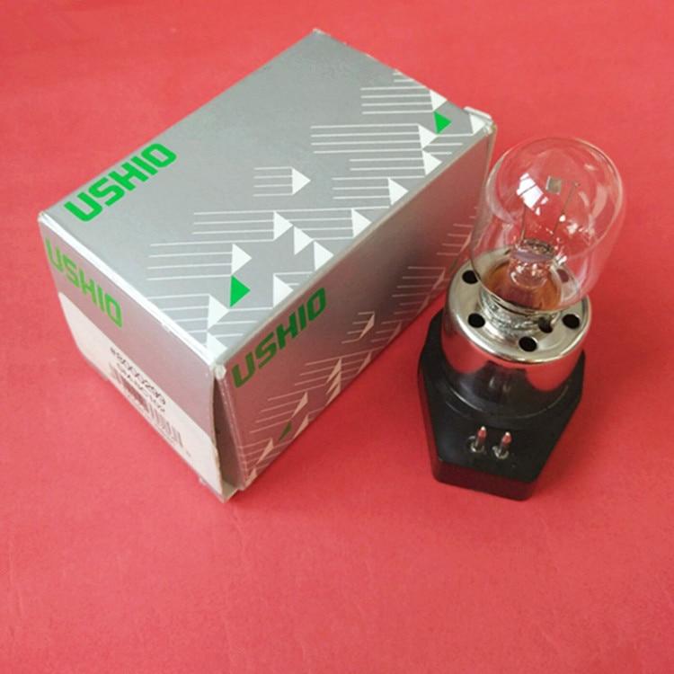 para Sm-8c102 Ls30 Lâmpada Ushio 8c102 Microscópio Olympus Bhf lm 08 10 Ls-30 8-c102 6-8 Luz 6v30w Lm.08 Lm-10 6 v 30 w
