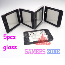 5 stücke Für GameBoy Original GB Screen Protector Objektiv Glas