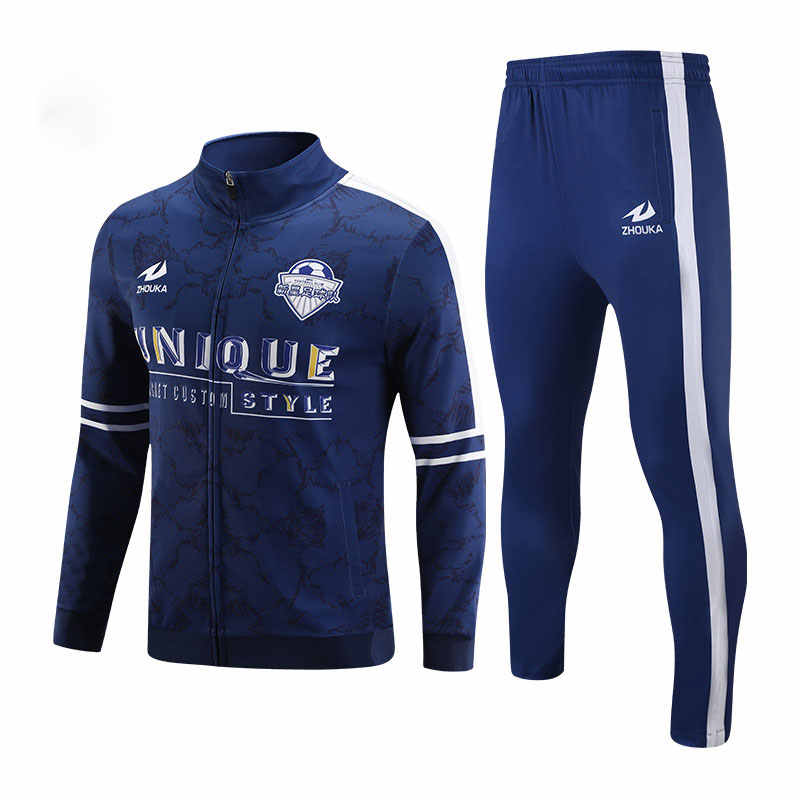 60816924bc Hot Sales Full deepth Custom tracksuits Uniform Popular design sport ...