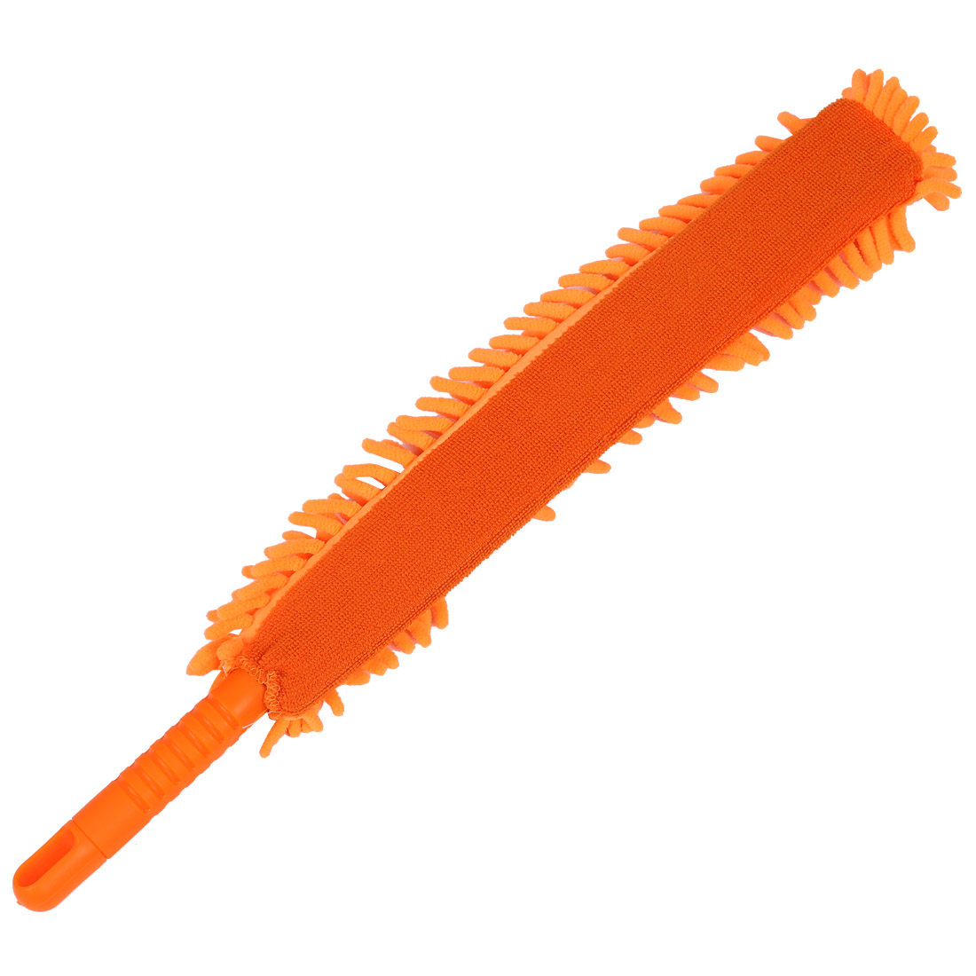HOT GCZW-Flexible Chenille Bendable minifiber Cleaning Duster Brush Random Color