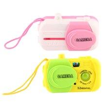 Детская забавная камера для обучения, Детская обучающая игрушка, милый популярный младенец