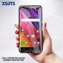 ФОТО original for asus max zc550kl front tempered glass screen protector protective steel film for asus zenfone max zc550kl wholesale