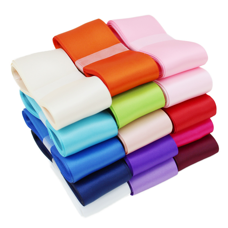20 different colors mixed width 40mm double face satin polyester ribbons wholesale christmas ribbons 1lot20yards - Christmas Ribbon Wholesale