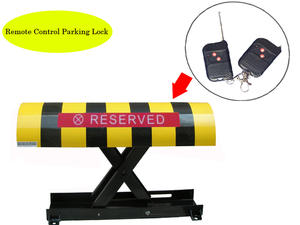 security space  lock parking protector parking automatic barrier