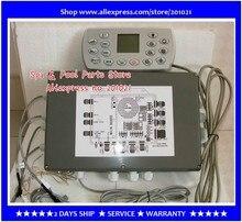 Ethink KL8-3H Набор горячей ванне Контроллер Управления коробкой Пакет + Дисплей для 2 насос спа fit ET-H3000 + 12VAC свет