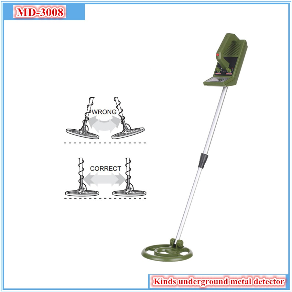 Portable Metal Detector Md 3008 Underground Gold For Cheap Circuit Treasure Kids In Industrial Detectors From Tools On