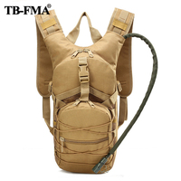Hunting Bags Tactical Backpack Sports Camelback Camel bag Hydration Military Rucksack Camping Bicycle Water Pouch Free shipping