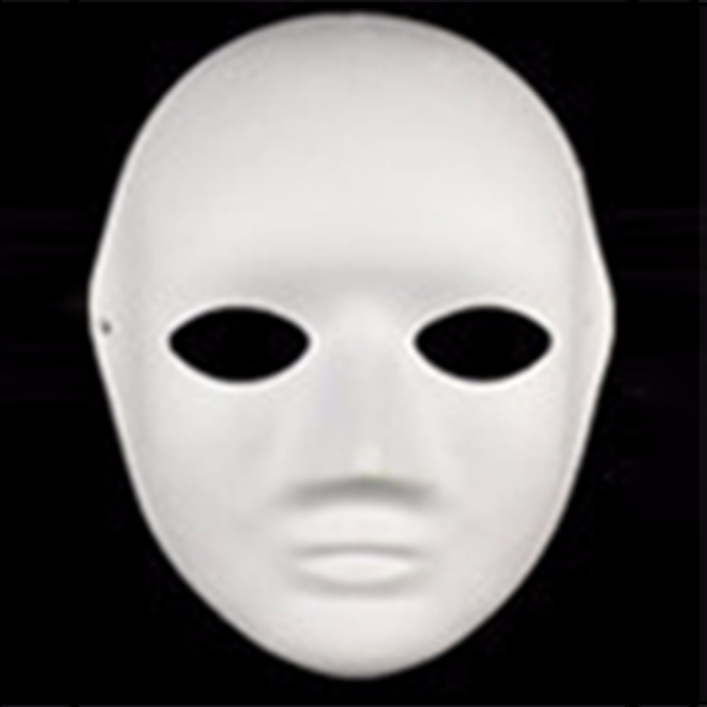 Popular White Blank Mask-Buy Cheap White Blank Mask lots from ...