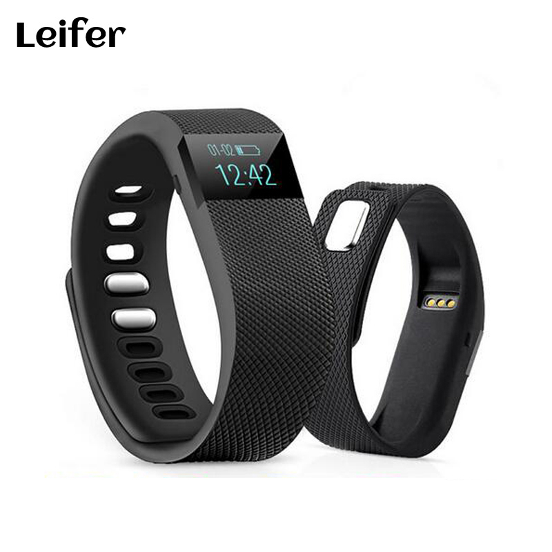Free Shiping New Bluetooth Smartband TW64 Pedometer Fitness Tracker Smart Wristband Sport Bracelet For IOS Android