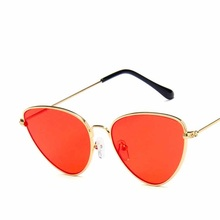 Street Fashion Cat Eye Hot Ray Sunglasses Women Polarized Glasses Quality For Men 2017 New Brand Designer Retro Luxury UV400