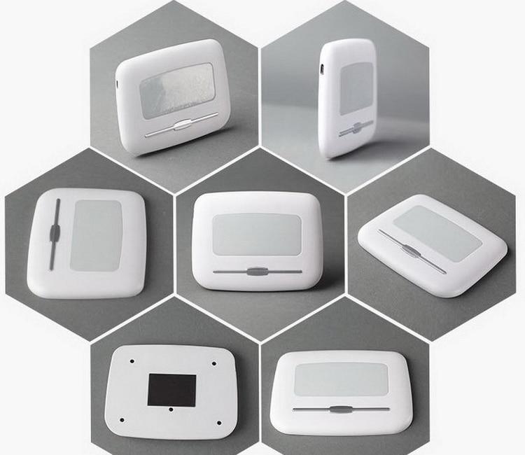 Akumulator Czujnik dotykowy Czujnik Światło nocne Lampka USB Moc - Lampki nocne - Zdjęcie 6
