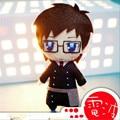 Японский Косплей Ао Нет Изгоняющий Дьявола Okumura Рин DIY игрушки Куклы брелок материал