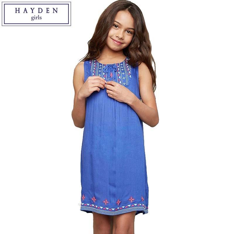 Платья сарафаны для девочек 14 лет