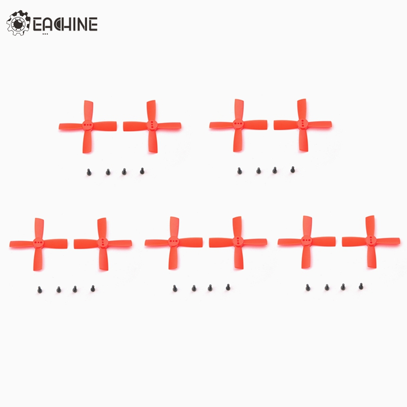 High Quality 5Pairs Eachine 2035 4 Blade Propellers ABS For Eachine For Aurora 90 100 Mini FPV Racer RC Multicopter аксессуар bosch 1600a0014y