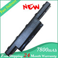 Аккумуляторная 7800 мАч 9 9-элементный аккумулятор для Acer e-новые машины eMachines E440G E442 E443 E529 E530 E640 E640G E642 E642G E644