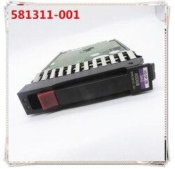 Nowe i oryginalne dla 581311-001 581286-B21 600G SAS 2.5 10K 6G 3 lata gwarancji