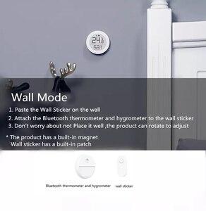 Image 5 - Youpin Qingping dijital Bluetooth termometre ve higrometre elektronik mürekkep ekran 30 gün veri otomatik kayıt ev uygulaması