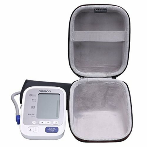 LTGEM Carrying-Case Arm-Blood-Pressure-Monitor Travel Omron Storage Upper for Bp742n/5series/Upper title=