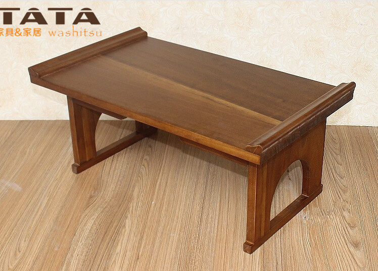 Delightful Korean Dining Table Folding Legs Rectangle 60 45cm Living Room