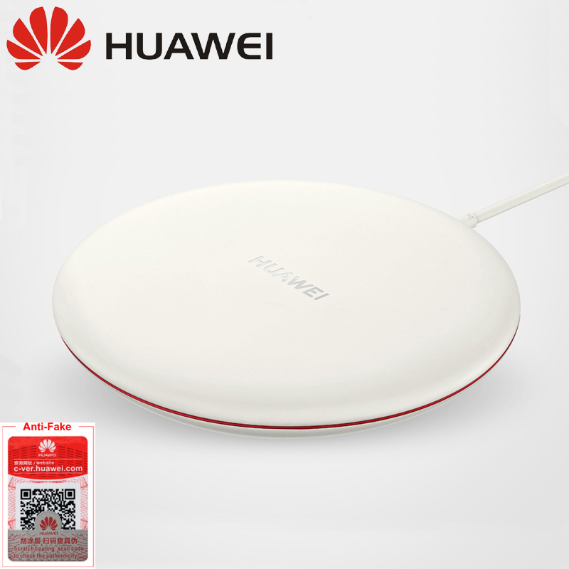 Huawei Wireless Charger 15W CP60 Quick Charge For Huawei Mate 20 Pro iPhone X Samsung S9(China)