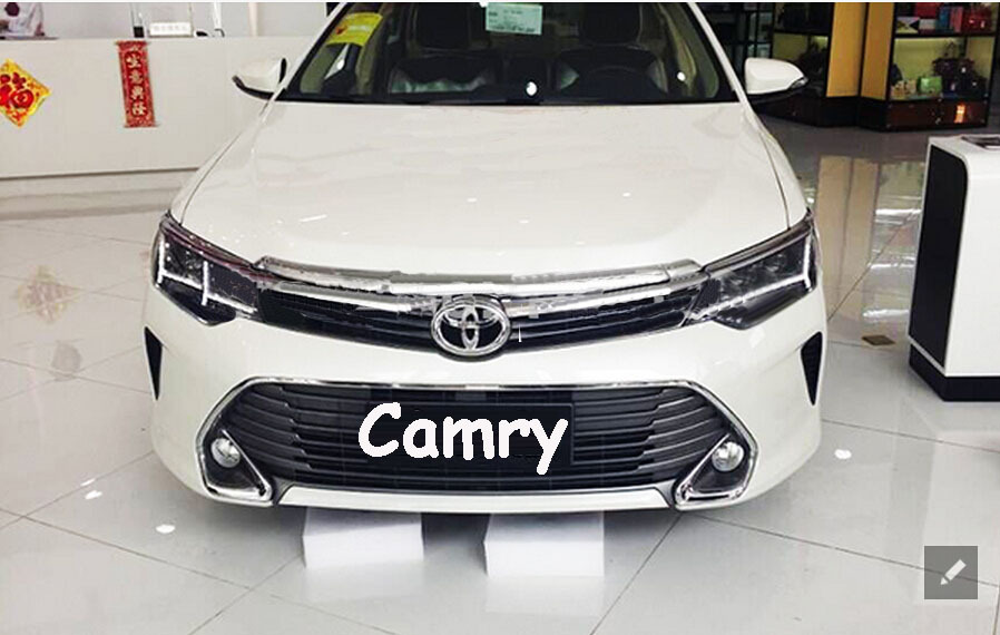 Free Ship 2017 2016 Toyota Camry Headlight With Xenon Projector Lens Hid Director Light Optional Ballast Good In Car Embly From Automobiles