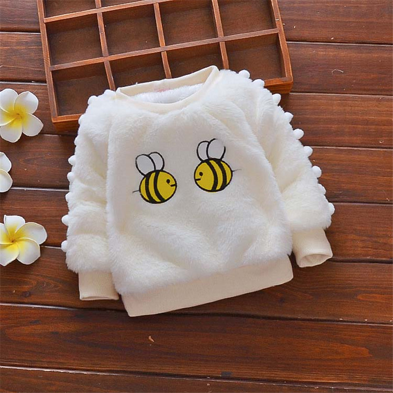 BibiCola baby sweater autumn warm Fleece cardigans clothing For children pullover clothes toddler girls winter sweaters outwear children autumn and winter warm clothes boys and girls thick cashmere sweaters